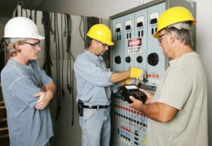 Opportunity to buy an electrical contracting company.