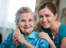 Home healthcare business for sale.