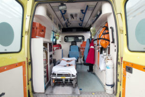Buy a medical ambulatory equipment center business.