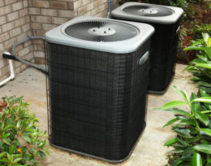 Residential Central Air Conditioning Unit from a residential HVAC business for sale.