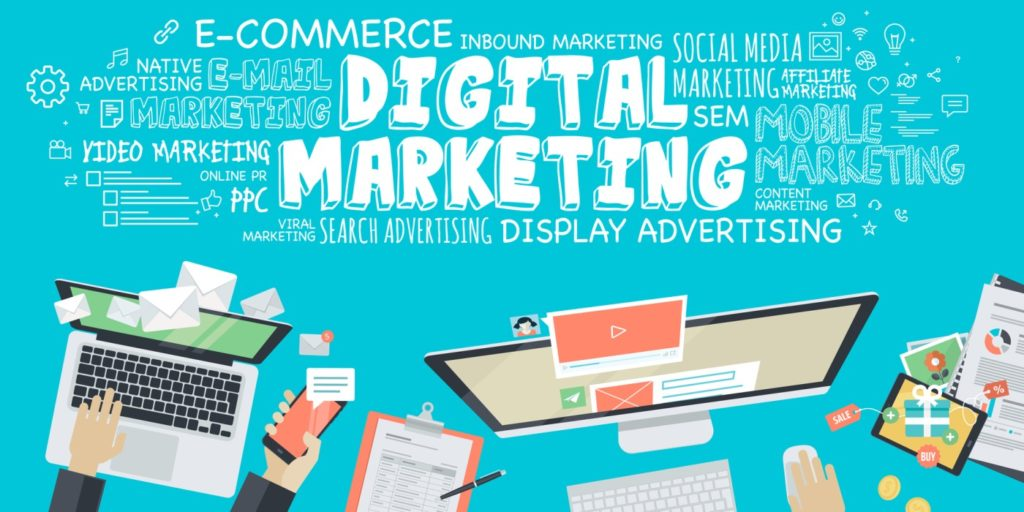 How to use digital marketing to sell a business