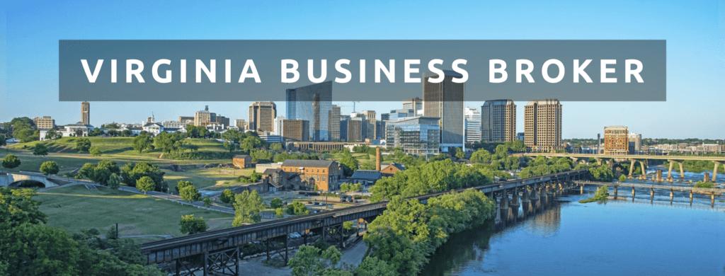 Virginia business broker