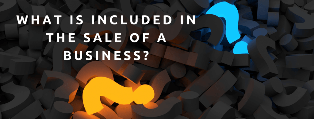 What is included in the Sale of a Business - Q & A