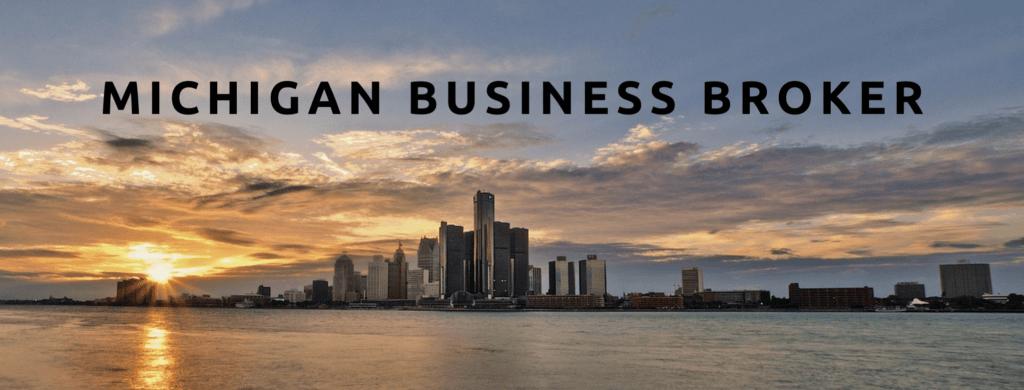 Michigan business broker.