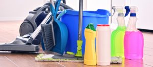 Business Brokers to sell a janitorial supply company