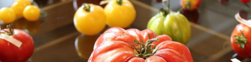 Heirloom produce