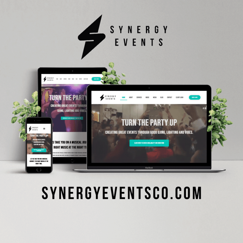 los angeles dj synergy events