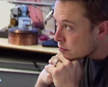 Elon Musk pondering