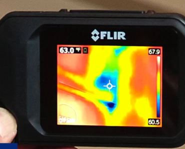 Thermal Imaging Camera FLIR