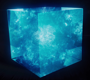 Energy Source Tesseract