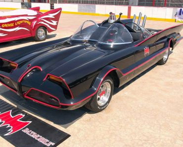 Old Batmobile