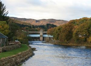 Pitlochry Hydro Project