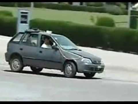 Engr Agha Waqar's Car