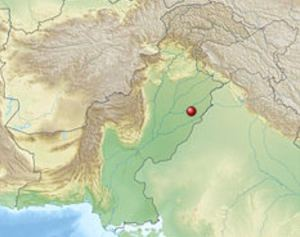 Sahiwal Power Project location in Pakistan
