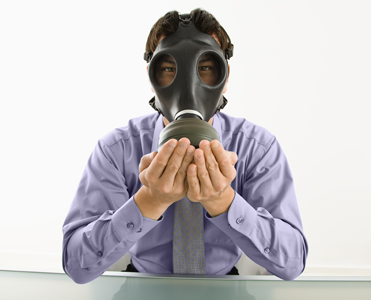 Concerned about your indoor air quality? Contact Synergy Response!