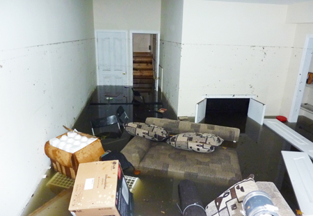 Water Damage and Flood Restoration Professionals! Contact Synergy Response, serving Austin, Texas and area!