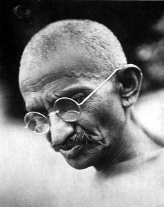 Gandhi, 1931