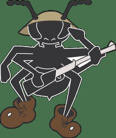 Ant warrior (PDI)