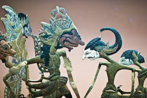 Balinese shadow puppets  © Howard Walfish with CCLicense