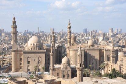 Cairo © Jairo Londono with CCLicense