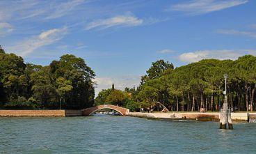 Giardini della Biennale, Venice © moonik with CCLicense