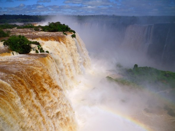Cataratas de Iguazu, Brazil