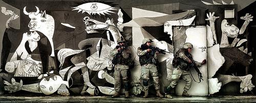 Operacion Guernica @ Hersson Piratioba with CCLicense