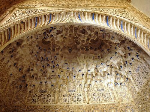 Alhambra, Granada, Spain © Antonio M. Mora García with CCLicense