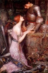 Lamia by John William Waterhouse, 1905