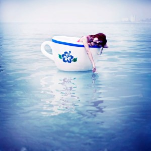 A Cup of Dreams © astridle with CCLicense