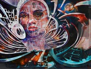 Techno Dreams © BKnight with CCLicense