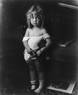 Emabarassed, W.B. Poynter, 1916
