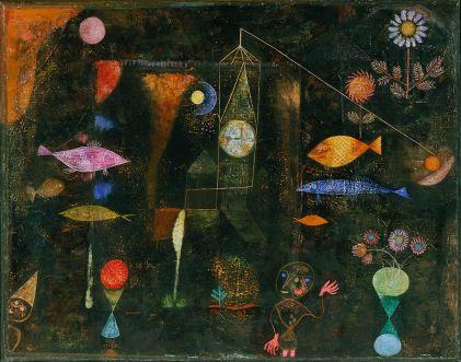 Fish Magic, Paul Klee, 1925
