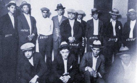 The Detroit Purple Gang