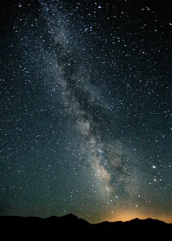 Stars over the Black Rock Desert, Nevada © Steve Jurvetson with CCLicense
