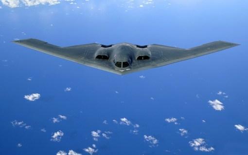 B-2 Spirit Stealth Bomber Public Domain Image via Pixabay