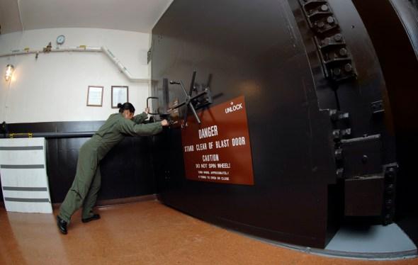 Public Domain Image via US Air Force