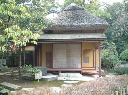Yugao-tei  Chashitsu in Kanazawa, Japan © OpenHistory with CCLicense