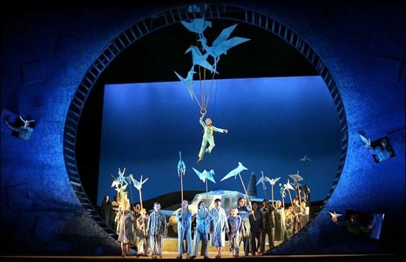 The Little Prince, Portman, New York City Opera, 2005