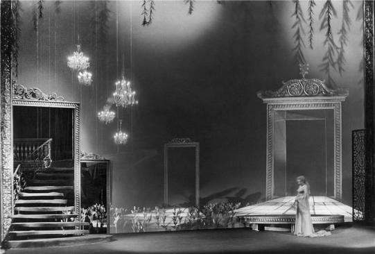 Rusalka, Teatro la Fenice, Venice, 1958