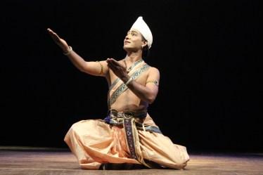 Sattriya Dancer, India © Subhrajit with CCLicense