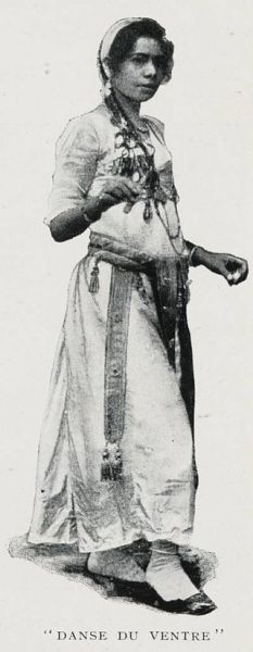 Photograph of a ghaziya (1906)