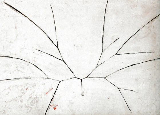 Ellsworth Kelly, Seaweed, 1950 image © lliazd with CCLicense