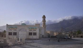 Mosque, Hadibo, Socotra Island