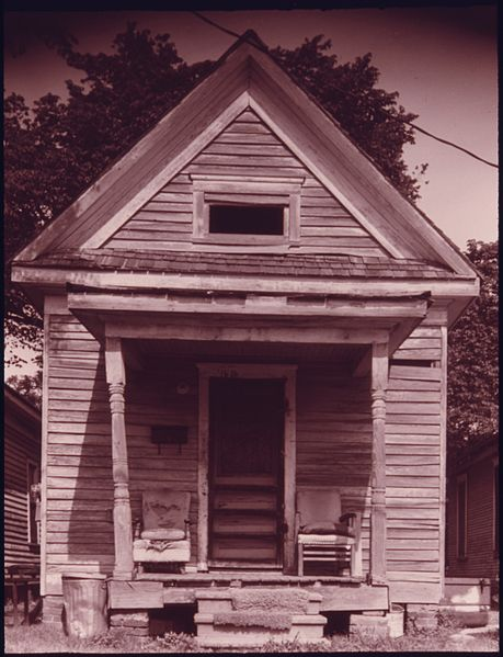 Be It Ever So Humble The Southern Shotgun House  synkroniciti