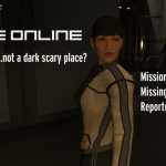 EVE Online: Not a dark scary place?