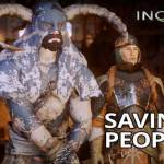 Saving Our People ~ Dragon Age Inquisitions (Mage)