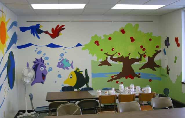 Sunday School Room Ideas