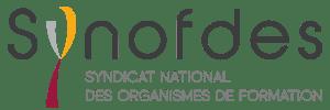 Logo Synofdes - Syndicat national des organismes de formation
