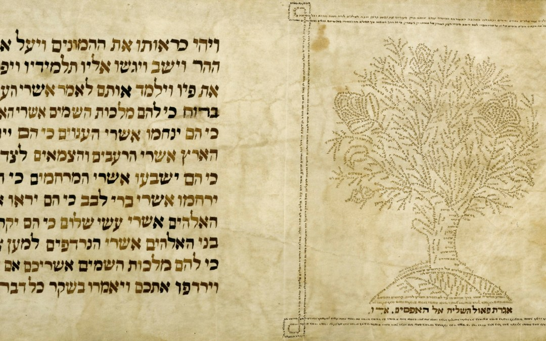 Semickie podłoże leksykalne Ewangelii